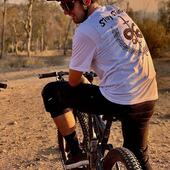 Enjoy the ride! . 📸 @lucasbuschmann  . @whytechile @bikingchile #WhyteFamily